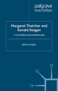 Cover Margaret Thatcher and Ronald Reagan