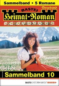 Cover Heimat-Roman Treueband 10 - Sammelband