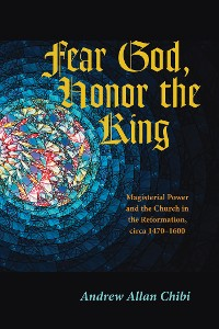 Cover Fear God, Honor the King