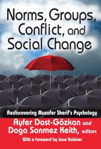 Cover Norms, Groups, Conflict, and Social Change