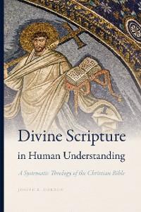 Cover Divine Scripture in Human Understanding