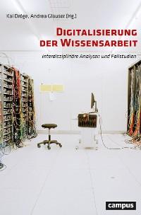 Cover Digitalisierung der Wissensarbeit