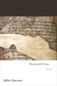 Cover The Unstill Ones