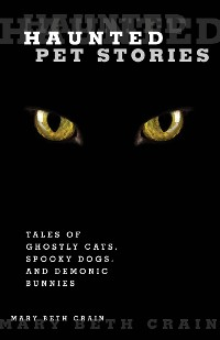 Cover Haunted Pet Stories