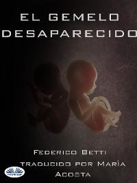 Cover El Gemelo Desaparecido