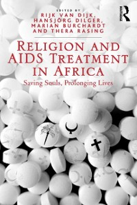 Cover Religion and AIDS Treatment in Africa