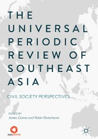 Cover The Universal Periodic Review of Southeast Asia
