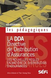 Cover La DDA et les nouvelles règles en matiere de distribution d' assurances