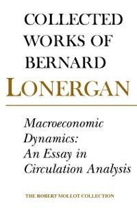 Cover Macroeconomic Dynamics
