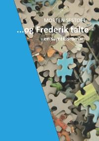 Cover ...og Frederik talte