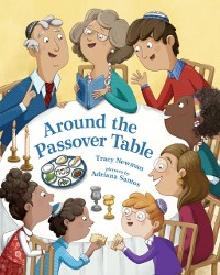 Cover Around the Passover Table