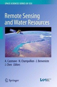 Cover Remote Sensing and Water Resources