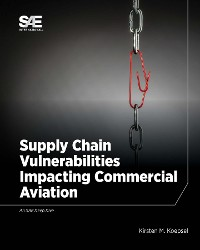 Cover Supply Chain Vulnerabilities Impacting Commercial Aviation