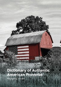 Cover Dictionary of Authentic American Proverbs