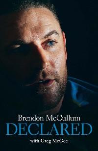 Cover Brendon McCullum - Declared