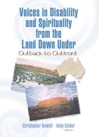 Cover Voices in Disability and Spirituality from the Land Down Under