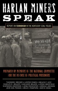 Cover Harlan Miners Speak