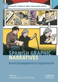 Cover Spanish Graphic Narratives