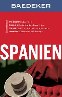 Cover Baedeker Reiseführer Spanien