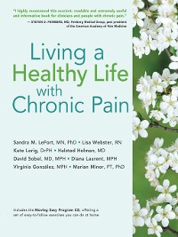 Cover Living a Healthy Life with Chronic Pain