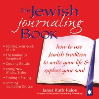 Cover The Jewish Journaling Book
