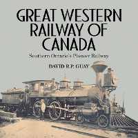 Cover Great Western Railway of Canada