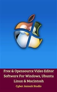 Cover Free & Opensource Video Editor Software For Windows, Ubuntu Linux & Macintosh