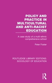 Cover Policy and Practice in Multicultural and Anti-Racist Education