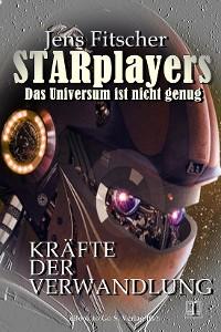 Cover Kräfte der Verwandlung (STARplayers 1)