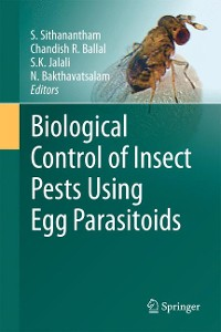 Cover Biological Control of Insect Pests Using Egg Parasitoids