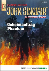 Cover John Sinclair Sonder-Edition 104 - Horror-Serie
