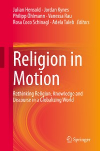 Cover Religion in Motion