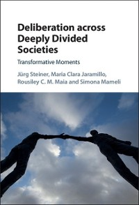 Cover Deliberation across Deeply Divided Societies