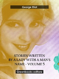 Cover Stories written by a lady with a man's name - Volume 5