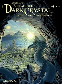 Cover Jim Henson's Beneath the Dark Crystal, Issue 4