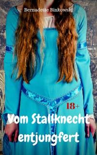 Cover Vom Stallknecht entjungfert