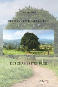 Cover Petites fables affables