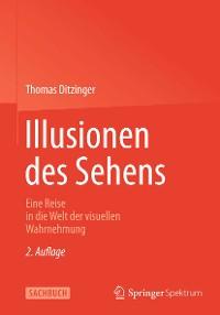 Cover Illusionen des Sehens