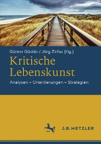 Cover Kritische Lebenskunst