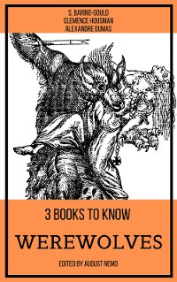 Cover 3 books to know Werewolves