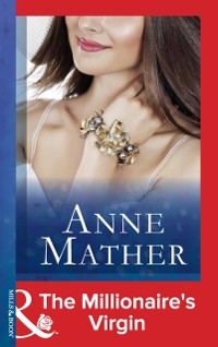 Cover Millionaire's Virgin (Mills & Boon Modern) (The Anne Mather Collection)