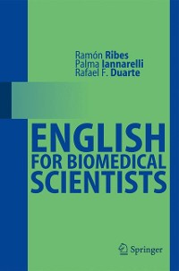 Cover English for Biomedical Scientists