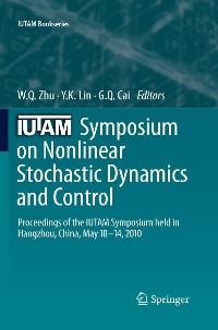 Cover IUTAM Symposium on Nonlinear Stochastic Dynamics and Control