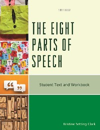 Cover The Eight Parts of Speech