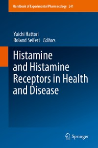 Cover Histamine and Histamine Receptors in Health and Disease