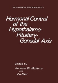 Cover Hormonal Control of the Hypothalamo-Pituitary-Gonadal Axis