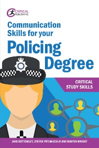 Cover Communication Skills for your Policing Degree