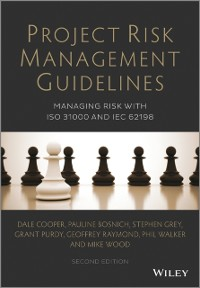 Cover Project Risk Management Guidelines