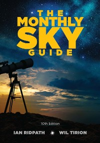 Cover The Monthly Sky Guide, 10th Edition