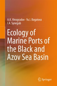 Cover Ecology of Marine Ports of the Black and Azov Sea Basin